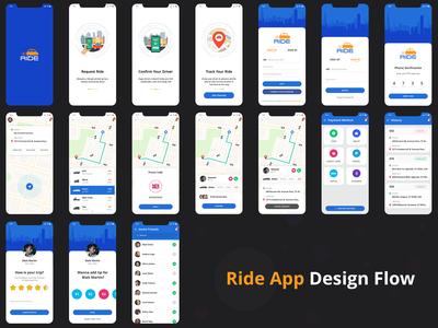 Ride Mobile App