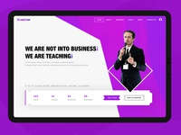 Corporate Training Website