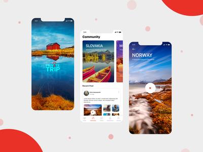 Private Trip App