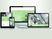 KAY Jewelers Responsive Web Design