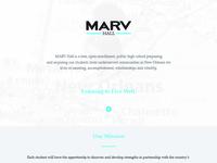 MARV Hall Website
