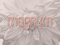Magnum Shangrella Font Duo