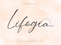 Lifogia Script Font