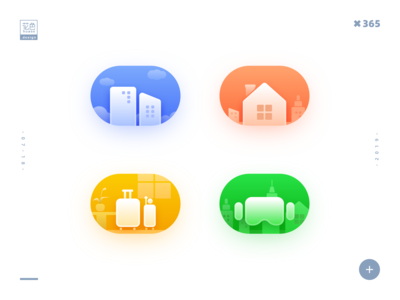 租房练习项目小图标Renting practice icon