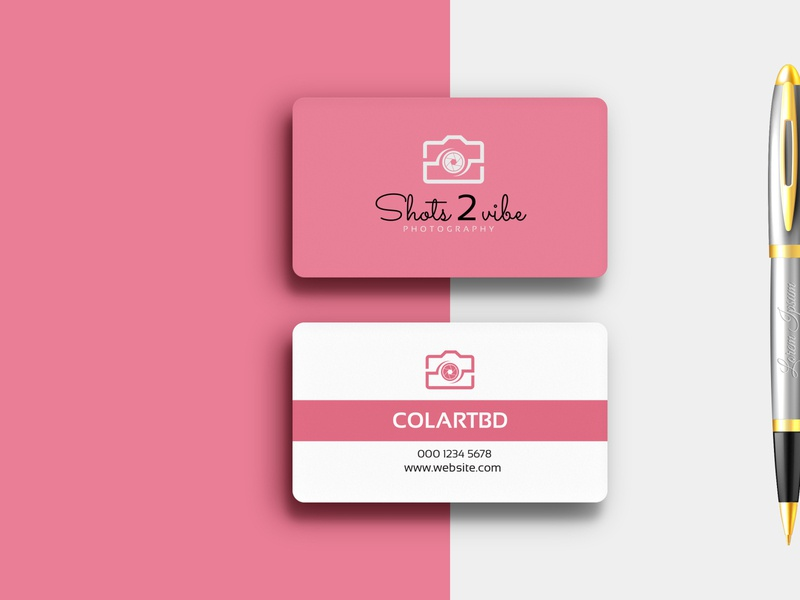 Business Card stationery design stationery business card design business card branding illustrator ui design fashion royal minimal lettering creative art