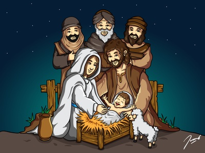 The Birth of the Prince of Peace