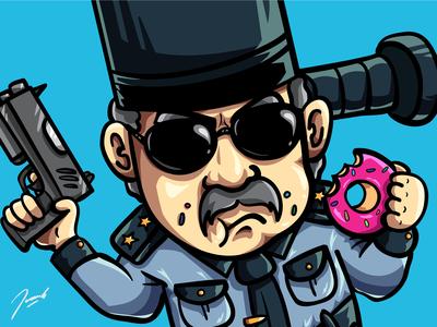Mr Donuts