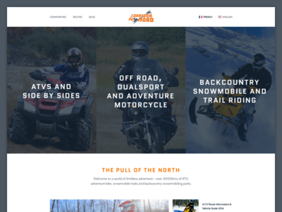 Motorsports Website website web sports clean ux ui
