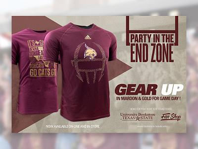 2016 - Gear Up Ad web ad graphic design ad