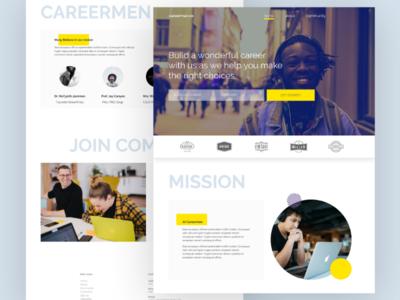 Career management platform
