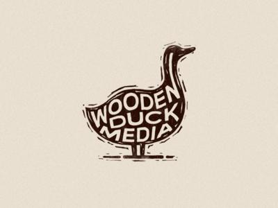 Wooden Duck Media Logo