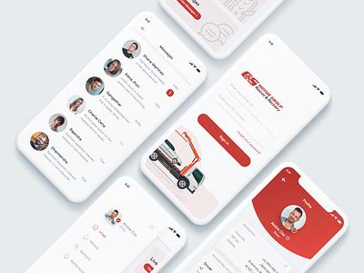 C&S moter Group App UI Design ux uiux app creative design ui  ux uidesign ui app ui design appuidesign app ui app design