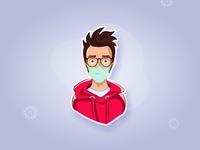 Stay Safe | Corona Virus | Covid - 19