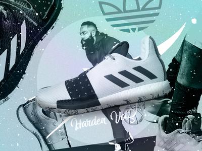 adidas Harden v3