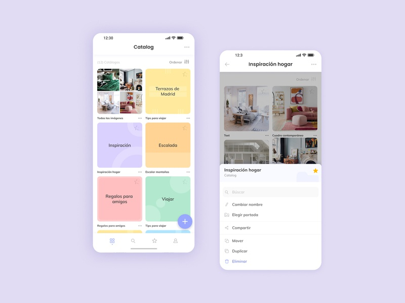 Save your images of social media in the same place application app design appui icon set icon figmadesign figma instagram pinterest dropbox save ui interaction designer app ux designer appdesign interaction uidesign