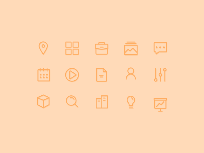 Web icons icons pack icons iconset iconography icon figma figmadesign illustration appdevelopers webdesign app animation ux designer design ui appdesign sketch sketch app principle interaction designer interaction