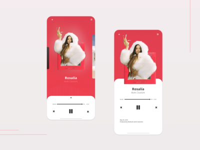 Daily UI 09 - Music Player