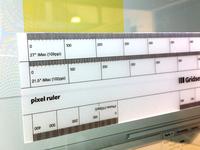 Gridset Pixel Ruler