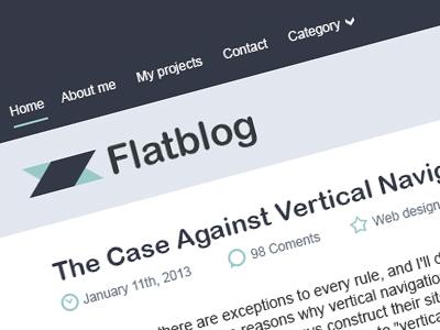 Flatblog