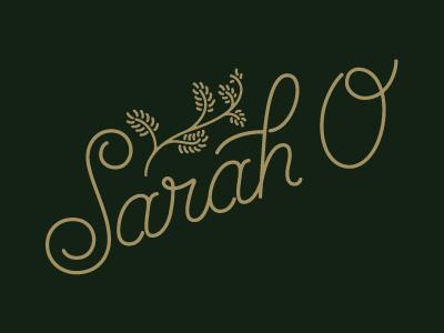 Sarah O