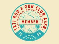 Yeti Rod & Gun