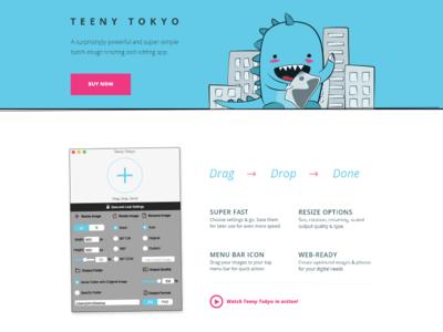 Teeny Tokyo Refresh refresh gimp teenytokyo