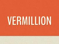 Vermillion II