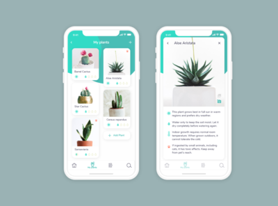 Plant Care App - Work in Progress