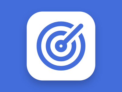 App Icon for Hospital Tracking System app ios interface design application healthcare medical control task appointment status monitoring tracking hospital patient caregiver iphone mobile ux ui