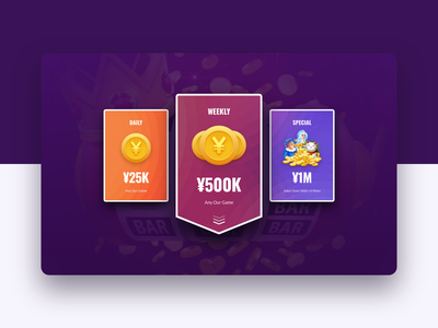 Player Engagement Platform casino advertisement tournament landing dashboard engagement player platform online gaming game app interface design application mobile ux ui