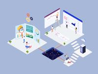 Analysis Agency Isometric