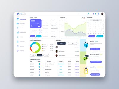 Aro Bank Dashboard
