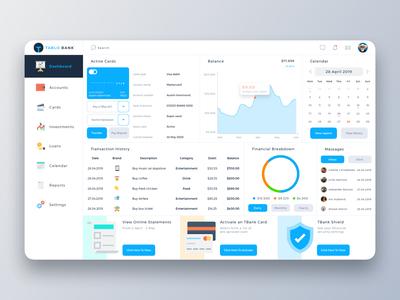 Tablobank Dashboard UI