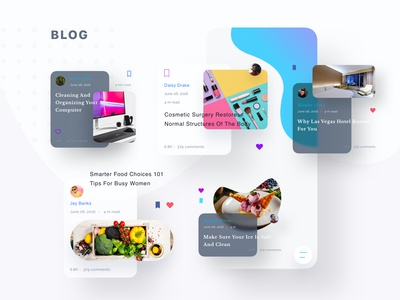 Blog - Inspire UI Mobile