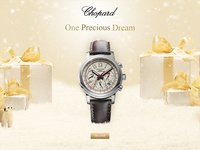 Chopard Christmas 2014 Digital Campaign