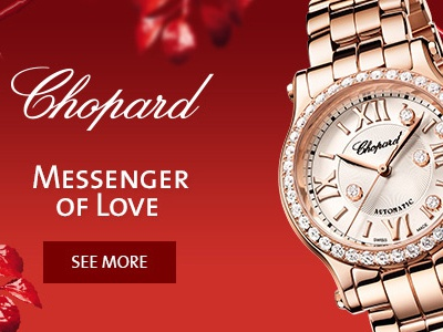 Chopard Valentine's Day 2015