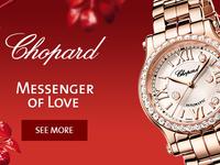 Chopard Valentine's Day 2015