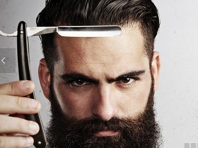 Dandys Barber Lounge - Web Site web site responsive barber-lounge dandys site internet geneva