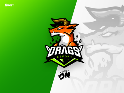 DRAGS ESPORT LOGO