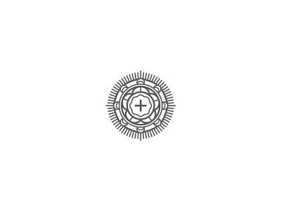 BRBC kentucky church baptist mark reformed protestant logo shield seal