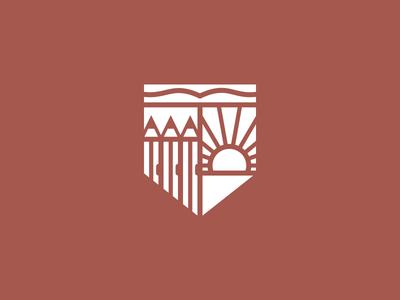 AOSF shield logo mark crest education nonprofit roll tide