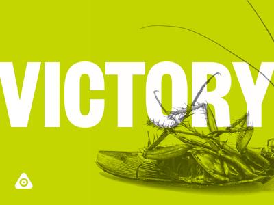 VICTORY.