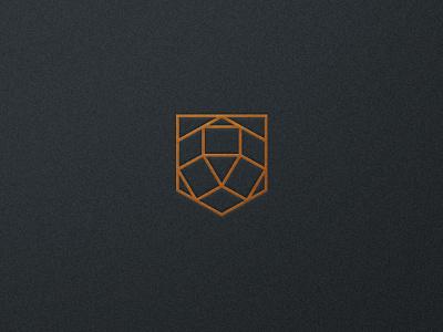 LUCA—Mark finances shield geometric mark luca