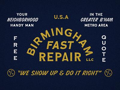 BFR type identity repairman bfr