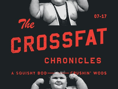 CC 2 personal project crossfat chronicles crossfit