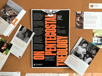 OPT grid druk type theology pentecostal theopolis poster