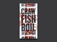 Full Crawfish Boil