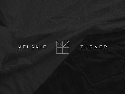 Melanie Turner Interiors atlanta interior design devote design identity mark logo