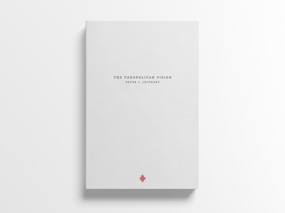 The Theopolitan Vision design book cover birmingham theology