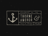 Thorne and Anchor logo